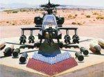 Обновит керамическую броню вертолетам армии США