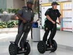 Нью-йоркские полицейские будут патрулировать улицы на двухколесных скутерах