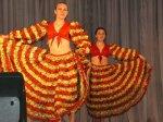 Отчётный концерт танц.коллектива Надежды Борсяк