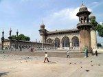 В старейшей мечети Индии взорвали бомбу