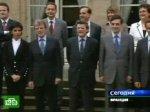 Саркози окружил себя женщинами