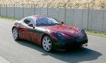 Шпионские фото Alfa Romeo 8C Competizione