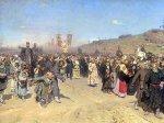 Стартовал крестный ход в Москву из Владивостока