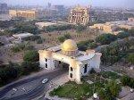 Упал минометный снаряд на крышу парламента Ирака