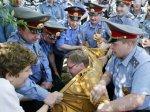 Жители Южного Бутова подрались с милицией