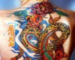 Из истории татуировок.