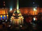 Остался без света центр Киева из-за аварии