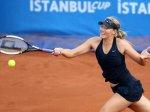 Мария Шарапова добралась до полуфинала турнира в Стамбуле