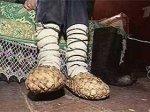Из истории обуви.