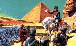 Чего хотел достичь Наполеон, высадившись в Египте?