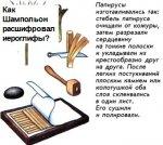 Как Шампольон расшифровал иероглифы?