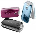 Sony-Ericsson Z610i - сотовый телефон