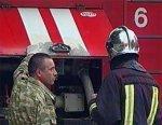 В Волгограде горит жилой дом