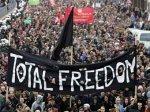 В преддверии саммита G8 антиглобалисты устроили беспорядки в Гамбурге