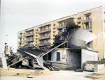 Разрушил сотни домов ураганный ветер на западе Грузии