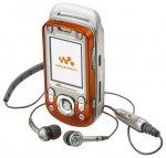Sony-Ericsson W600i - сотовый телефон