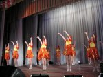 Отчётный концерт танцевального коллектива Светланы и Александра Родионовых