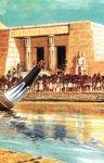 Как хоронили фараона?