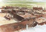 Как строили свои дома индейцы пуэбло?