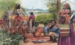 Каковы были родственные отношения у индейцев?