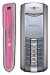 Vertu Ascent Pink - сотовый телефон
