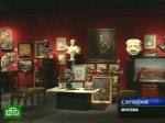 В Манеже проходит выставка изящного искусства.