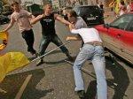 Сторонники прокремлевских молодежных движений подрались в Москве
