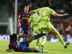 Роналдиньо простили удар соперника в пах