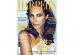 Британский Harper's Bazaar сменит обложку