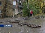 В нескольких районах Ростовской области прошел ливень
