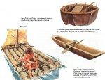 Строители первых кораблей.