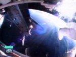 Российские космонавты завершили первый выход в открытый космос