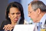 На встрече министров G8 Лавров и Райс разошлись по всем вопросам