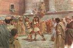 У римлян погребальные обряды этрусков превращаются в кровавую бойню.