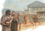 Римские политики использовали бои гладиаторов в своих целях.