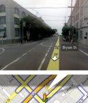 В картах Google появилась возможность пройтись по улицам