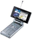 Телефон-телевизор Sharp 912SH