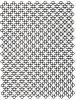 Схемы сеток-шаблонов для изготовления фенечек.