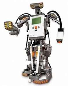 CES 2006: Робоконструктор Lego Mindstorms NXT