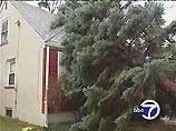 Ураган в северо-восточных штатах США: 380 тысяч домов остались без электричества
