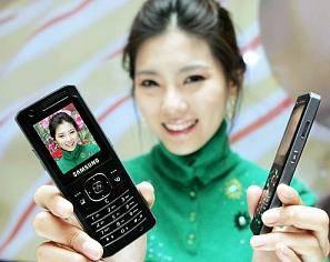 Новые мобильники NEC и Samsung тоньше Motorola RAZR
