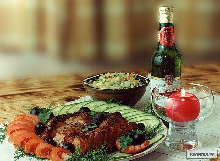Приготовить салат с грибами быстро и вкусно и недорого