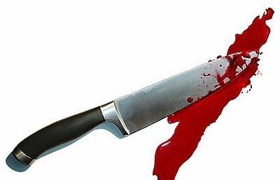 51-летний мужчина за столом всадил нож в 23-летнего киевлянина