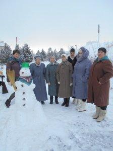 В социально-реабилитационном отделении №4 г. Белая Калитва прошел новогодний праздник