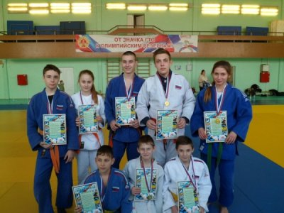 В Белой Калитве состоялся областной турнир по дзюдо