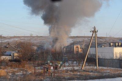 В Белой Калитве потушен пожар в частном сеткоре