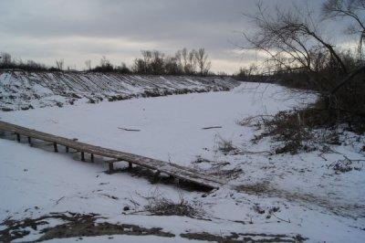 Река Берзовая стала чище!