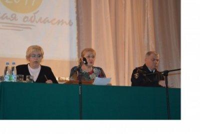 Информационная группа под руководством главы района Ольги Мельниковой побывала в Горняцком сельском поселении
