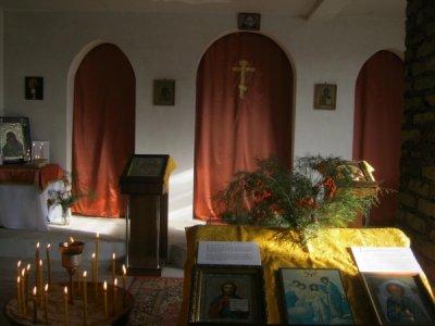 В хуторе Кононове действует православный приход храма
