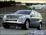 ������������ ���������� ������� Mercedes GL ������������� ����